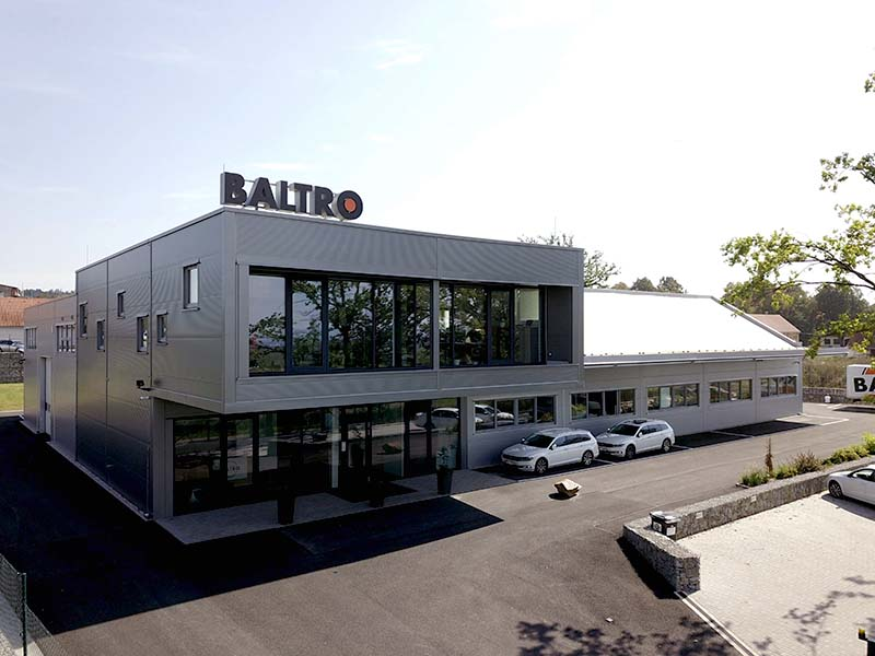 BALTRO CZ - hala